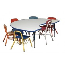 Columbia 6400 Uniquely Shaped Activity Tables
