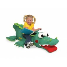 Gressco Crocodile Floor Cushion