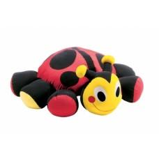 Gressco Ladybug Floor Cushion