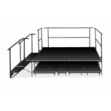 Mitchell Furniture Systems Individual Platform and Stage Units