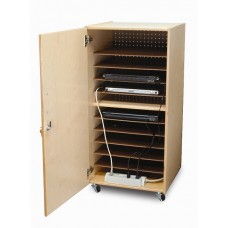 Whitney Brothers Laptop Security Cabinet