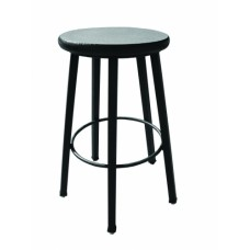 Wisconsin Bench Square 5-Legged Laminate Stool