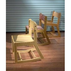 Brodart 2 Position Chair