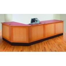 Brodart Chancellor's Circulation Desks