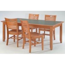 Brodart Chancellor's Rectangular Table with Apron