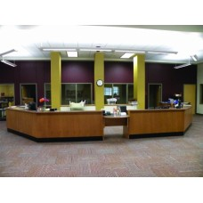 Brodart Maxim Circulation Desks