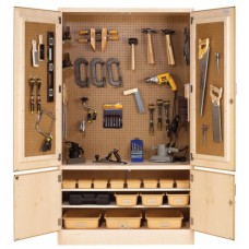 Shain Woodworking Tool Storage Cabinet