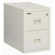 FireKing Turtle 2-Drawer Vertical File