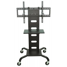 Luxor/H.Wilson Mobile Flat Panel Stand
