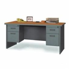 Marvel Pronto Double Ped Teacher's Desks